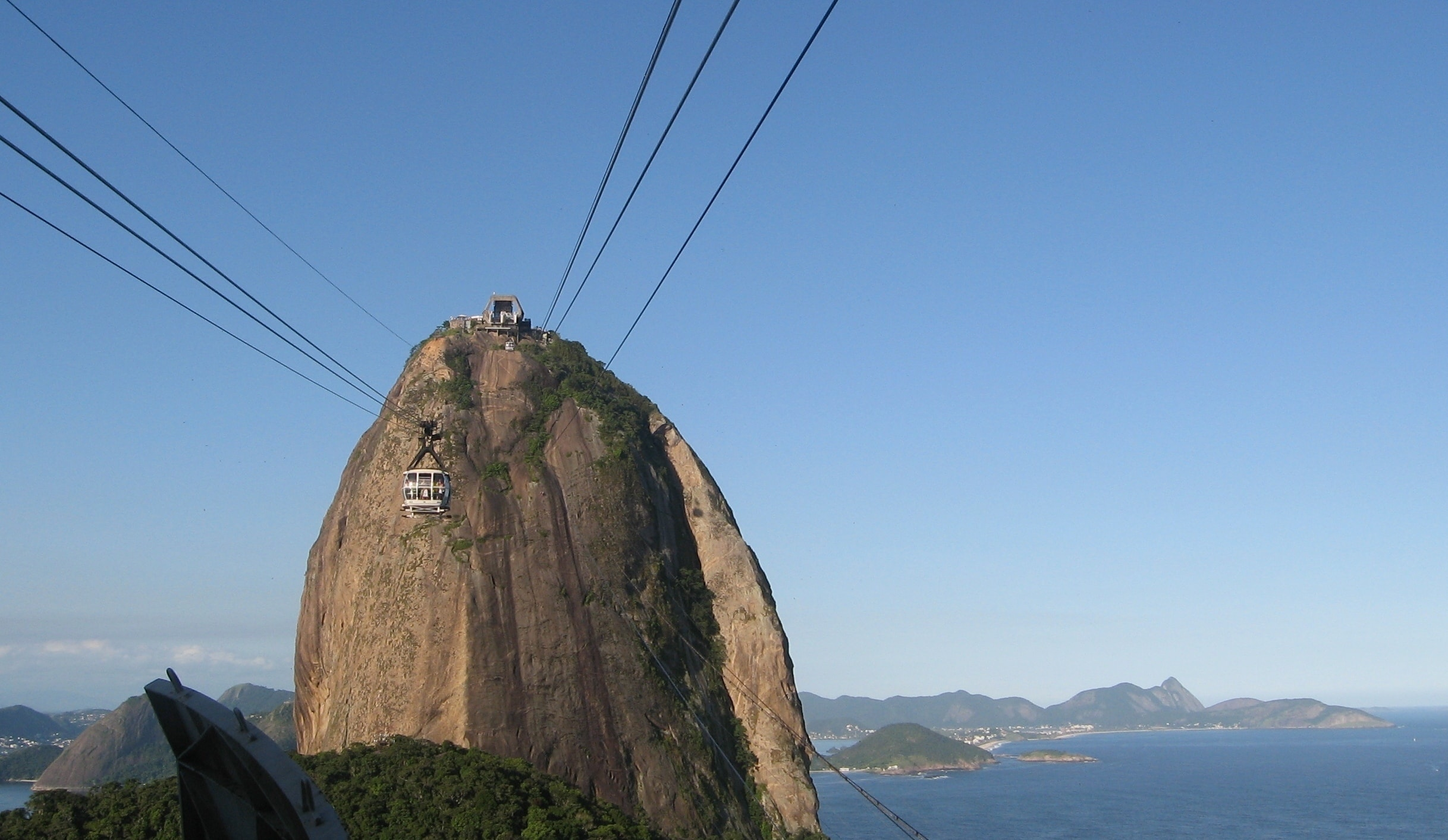 Ubiquity Consulting Cable Car